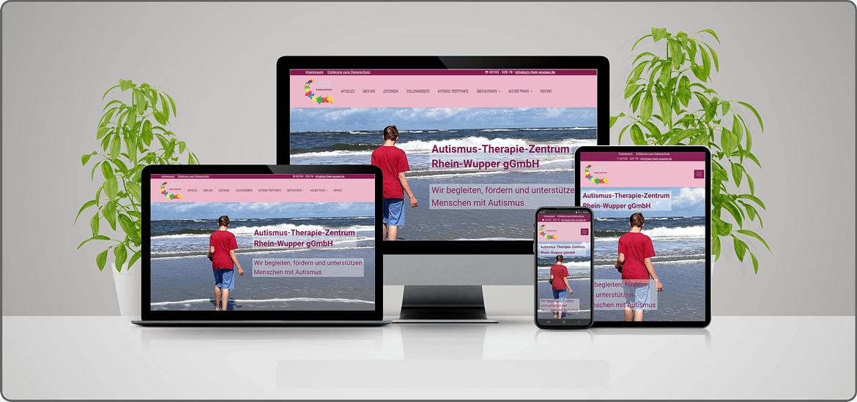 Webprojekte von appareas webdesign